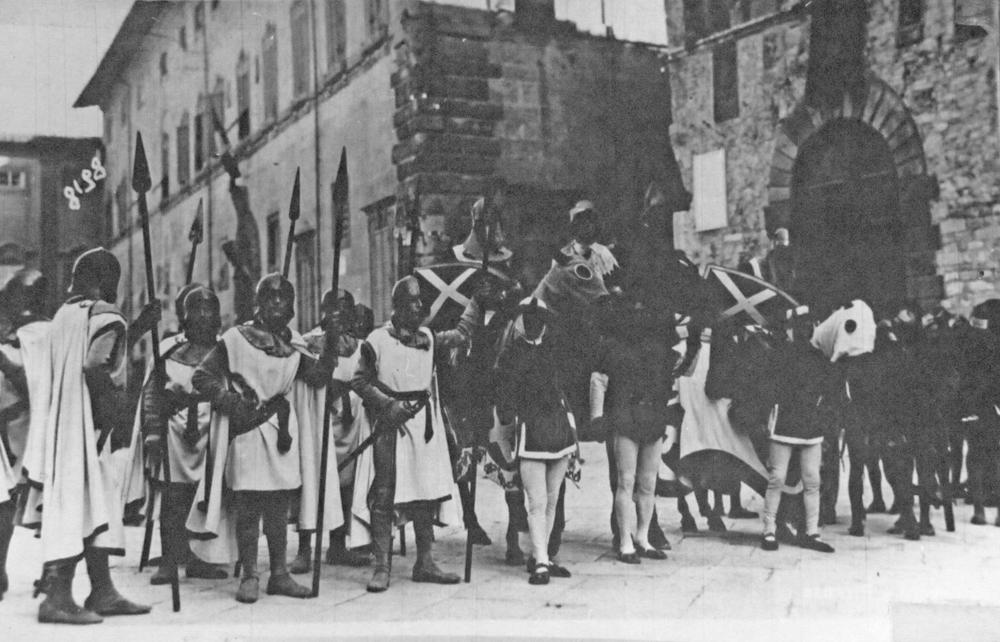 1932 Figuranti di Sant'Andrea