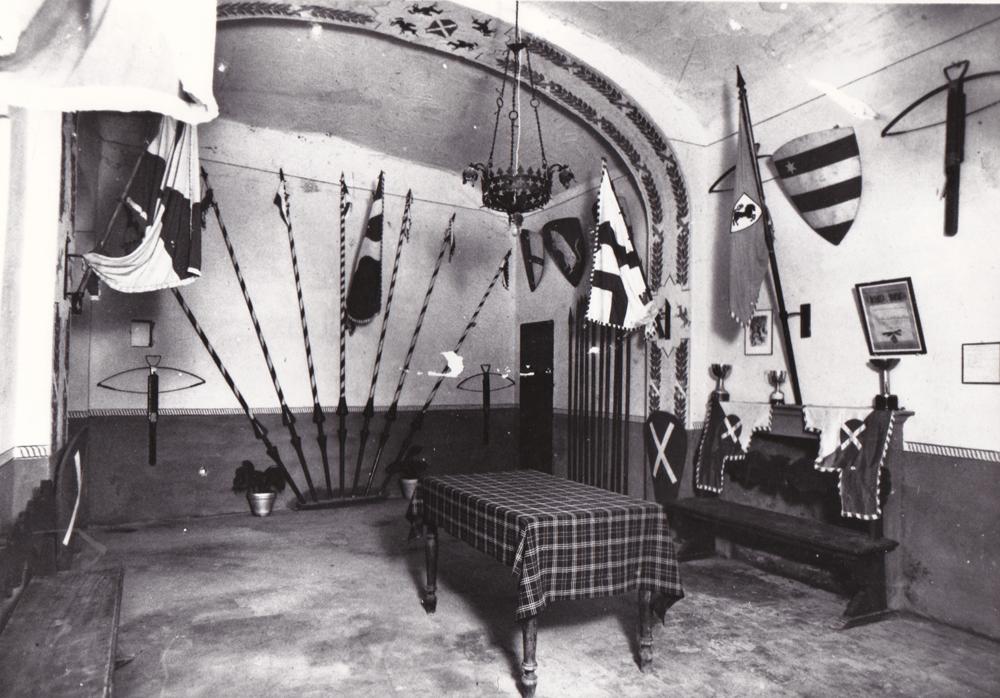 Sede Porta Trento Trieste 1948 - 1960