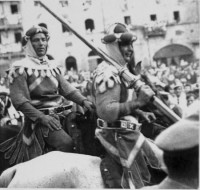 Tripoli Torrini e Ivo Bottacci 1 settembre 1957