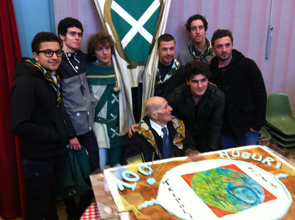 Sant'Andrea rende omaggio a Tripolino