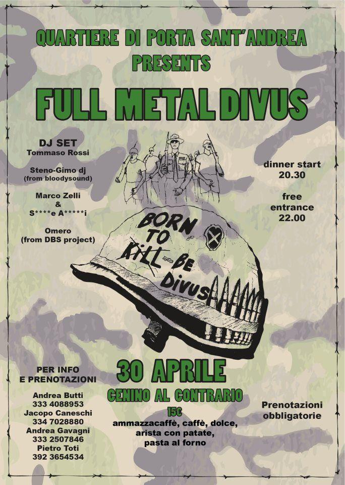 full metal divus