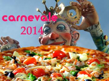 pizza carnevale