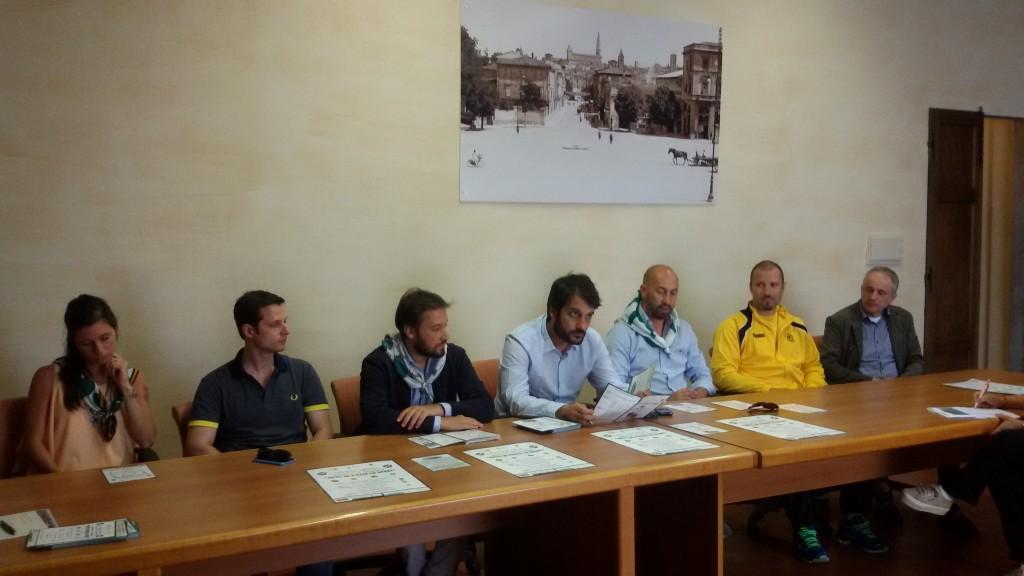 conf stampa metti in piazza losport